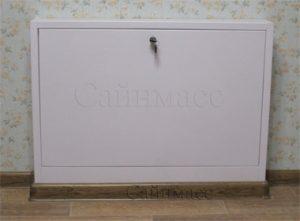 Шкаф распределительный для тёплого пола и отопления заказать услуги сантехника в Киеве;